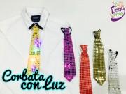 Corbata con Luz